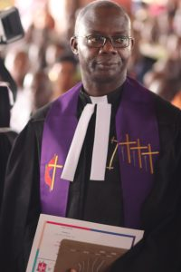 REV. PASTEUR AKAFFOU HUGUES PACOME BORIS