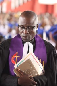 REV. PASTEUR GILBERT OURAGA GERMAIN